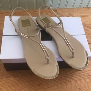 Dolce Vita tan sandals NWT - size 9.5